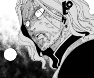Gildarts' reaction to August's threat