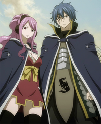 Jellal and Meredy invite Rustyrose
