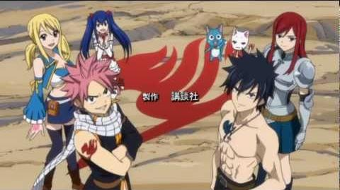 Fairy Tail OVA Opening 2 Blow Away + Subs CC