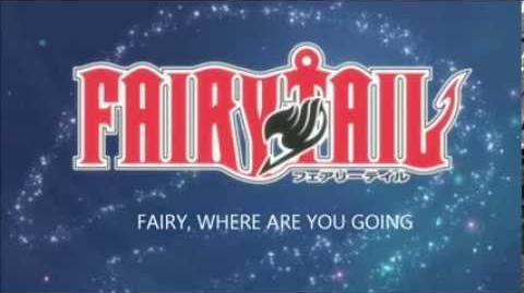 Fairy Tail - Snow Fairy Lyrics Opening 1