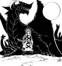 Irene, queen of the Dragons