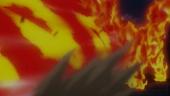 Hell Flame Dragon's Roar