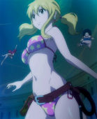 Lucy in Naval Battle