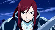 Erza determined