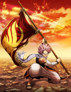 Fairy Tail 2018 Promo Poster