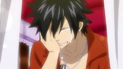 Gray llora por Ultear anime