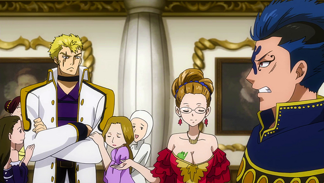 File:Laxus and the Tribe at the banquet.png