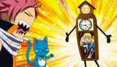 Lucy hides in Horologium