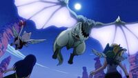 Flying Dragonoid