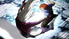 Gildarts golpea a August con Cielo Absoluto