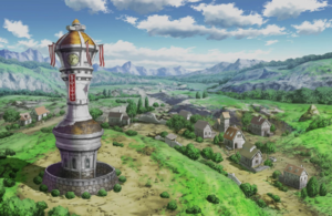 Tuly Village anime