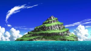 Caracole Island anime