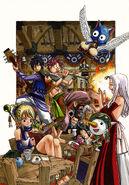 Fairy Tail Bonus Cover 149