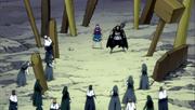 Gildarts y Laki se enfrentan a los títeres