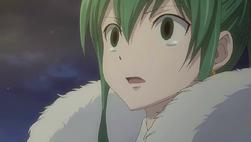 Hisui Aterrada Por la Salida de los Dragones