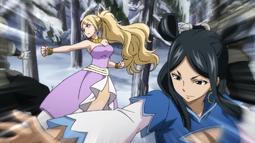 Minerva y Jenny enfrentan al Imperio