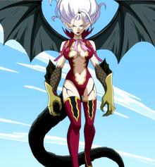 Satan Soul de Mirajane