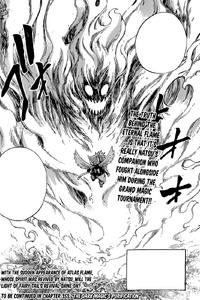 Atlas Flame jako Wieczny Płomień