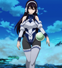 Ultear enters the war