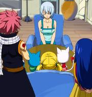 Yukino visita Lucy
