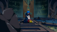 Jellal and Erza hugging
