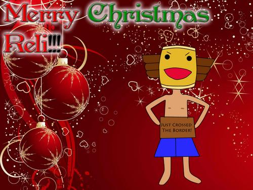 Merry Christmas Reli