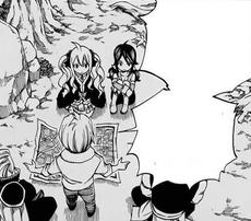 El grupo de Mavis planea liberar Magnolia