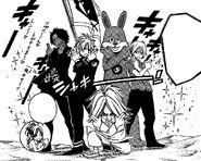 Team Blue Pegasus