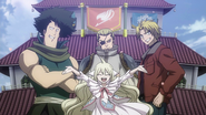 The Birth of Fairy Tail