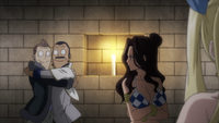 Cana scolds the men