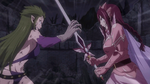 Erza and Kyôka battle once more