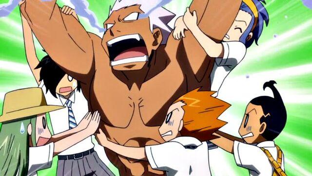 File:Fairy Academy - Elfman going beast.JPG
