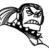 Jäger's face