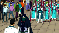 Jellal surrounded