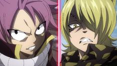 Natsu challenges Jackal