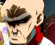 Yajima fierceness