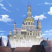 The Mercurius Castle