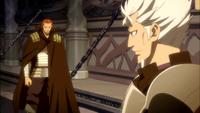 Gildarts confronts Byro