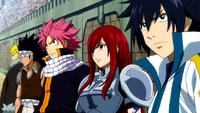Team Fairy Tail enters