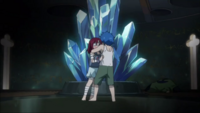 Erza comes for Jellal