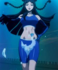 Minerva in Naval Battle
