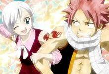 Natsu y Lisanna