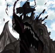 Acnologia begins destroying Dragons