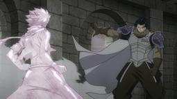 Natsu Congelado por Silver