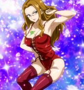 Eva as a dominantrix