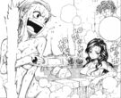 Lucy surprised to see Cana