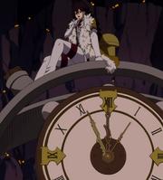 Midnight con el reloj infinito