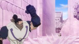 Natsu es Golpeado por Doriate