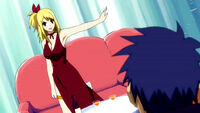 Lucy confronts Bora