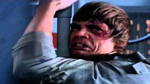 Luke Skywalker Nooooo! That's not True! That's impossible!